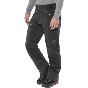 Norrøna Lofoten Gore-Tex Pro Light Broek Heren, caviar